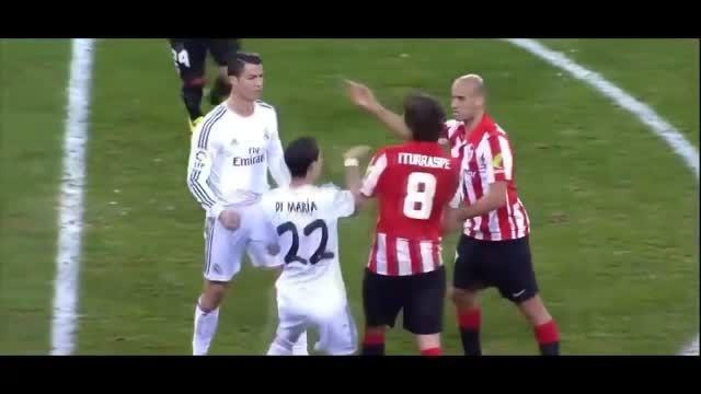 برترین دعوا ها و لحظات خشمگین در فوتبال