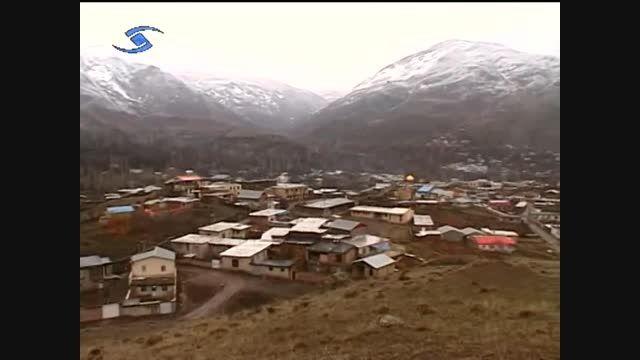 روستای زرآباد - استان قزوین