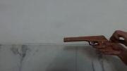 تفنگ چوبی کشی 3 تیر