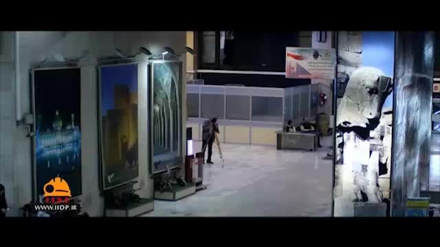 فیلم تایم لپس فرودگاه