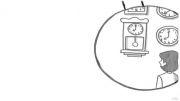 پاندول (آونگِ ساعت) - انیمیشنی که اشک هایتان را سرازیر میکند