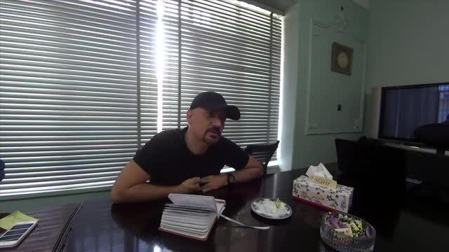 مصاحبه مهرداد اسکوئی با حامی جو