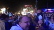 شادی مردم آلمان پس از قهرمانی تیم ملی آلمان