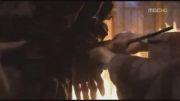 صحنه ی عاشقانه و غم انگیز مرگ مادر دوکمن