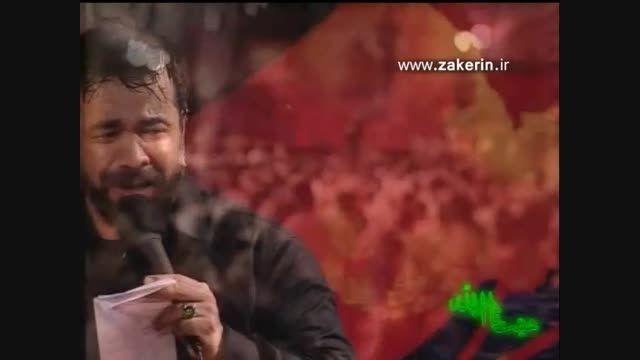 نماز جماعت خرابه مثل نماز عاشوراست...حاج محمود کریمی