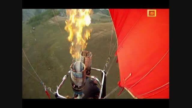 بزرگترین ماجراجویی با بالن با دوبله فارسی - مغولستان