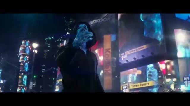 موزیک ویدیو شنیدنی فیلم مرد عنکبوتی شگفت انگیز 2