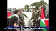 عجب عوضی اند این اسراییلی ها ببین چیکار کرد