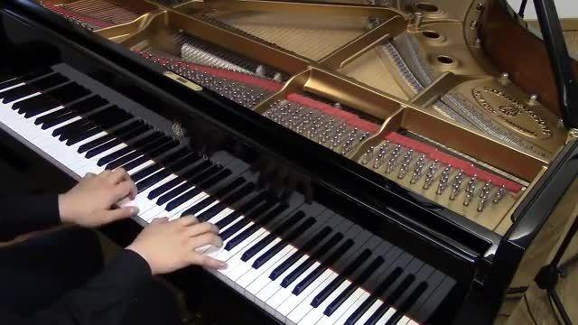 World End - Code Geass R2 OP 2 piano