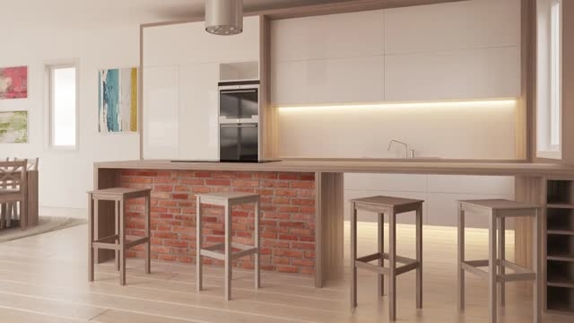 Creating a Kitchen Visualization in 3ds Max and V-Ray