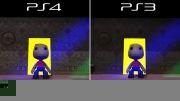 مقایسه نسخه های پلی استیشن 3 و 4 بازی LittleBigPlanet