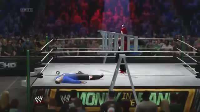 H2O DELIRIOUS WWE2K14 EP.1
