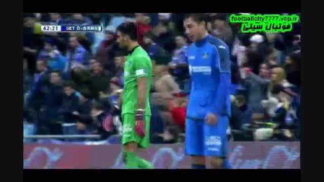 خلاصه بازی ختافه 0-3 رئال مادرید (لالیگا اسپانیا)