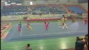 افتتاحیه چهارمین دوره مسابقات ووشو - جام پارس