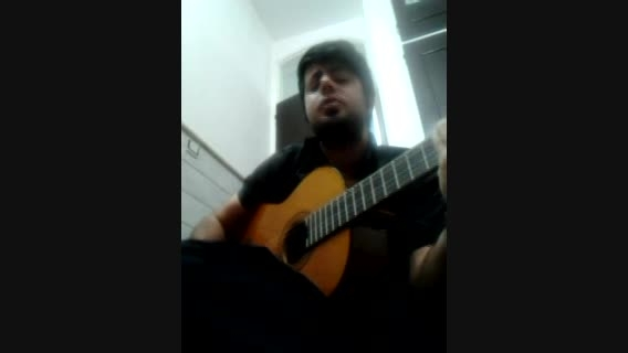 گیتار محمد علیزاده (هواتو کردم) علیرضا تابش
