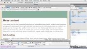 آموزش CSS- فصل دوم: مفاهیم پایه طراحی وبسایت - بخش پنجم