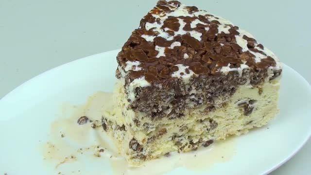 کیک نوتلا !