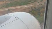 Landing at Adnan Menderes Airport - Izmir Turkey