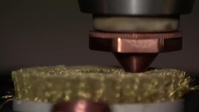 دستگاه برش لیزر با تعویض کننده نازل