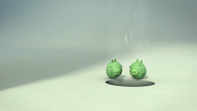 کارتون قصه های خوکی (سبزک) (Piggy Tales) قسمت 5