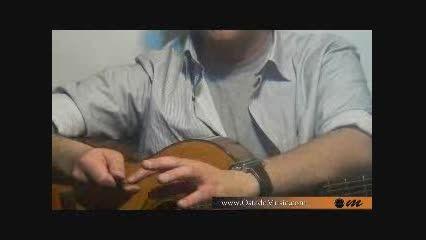 آموزش پیک نوازی در گیتار