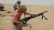 لذت شلیک با اسلحه گان من...GUN MAN
