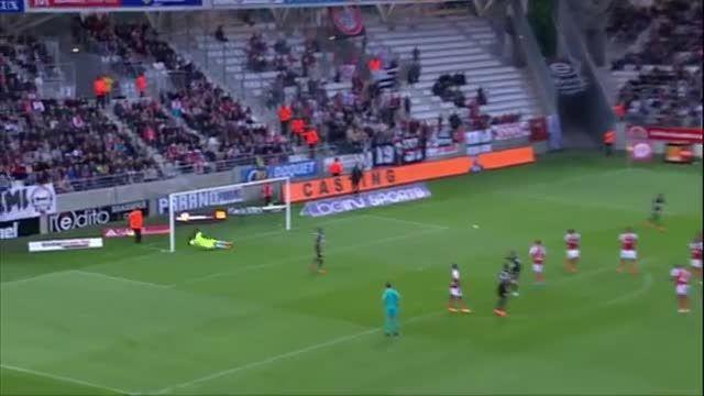 خلاصه بازی : رنس 1 - 0 رن (لوشامپیونه فرانسه)