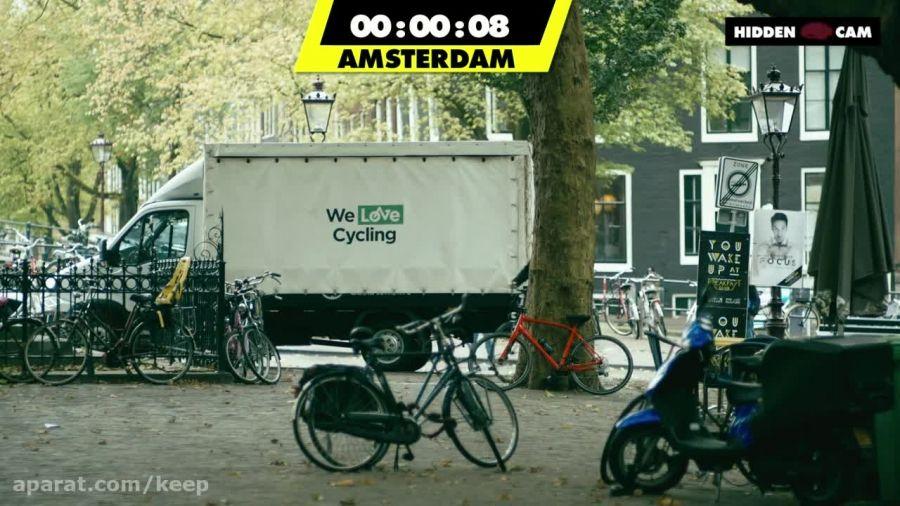 چالش دزدی دوچرخه در اروپا