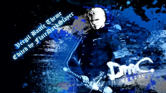 DmC Devil May Cry - Vergil Battle Theme
