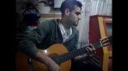 آهنگ مازندرانی دلبر با گیتار ازمحمد عابدی