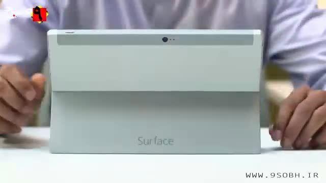 معرفی تبلت Microsoft Surface 2