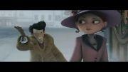 انیمیشن هیولا در پاریس + آهنگ | دوبله گلوری|HD 720 P|پارت 02