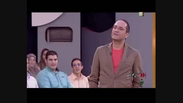 خندوانه - جناب خان و امیر حسین رستمی - پانتومیم