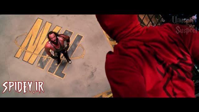 تریلر فیلم مرد مرد عنكبوتی (به سبك Deadpool)!