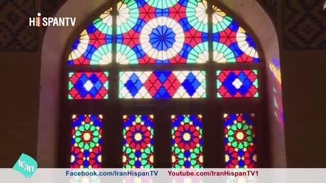 مسجد نصیرالملک شیراز Nasir al Molk Mosque in Shiraz