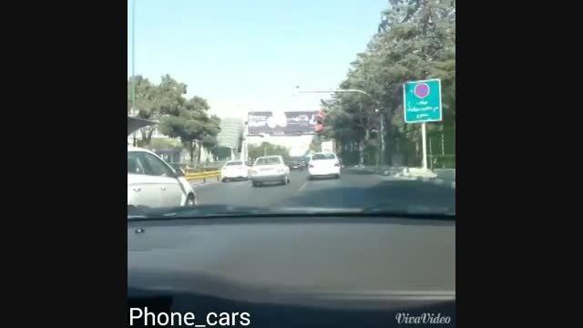 مازراتی فندی در تهران