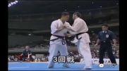 تعدادی از مبارزات کیاما - کیوکوشین