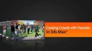 آموزش 3d Max خلق جمعیت دانلود در وب سایت پایین ویدیو