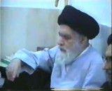 ملبس شدن حجه الاسلام والمسلمین سید حسن آیت اللهی