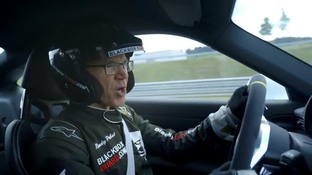 آزمایش رانندگی با پورشه 911 GT3 RS 2016