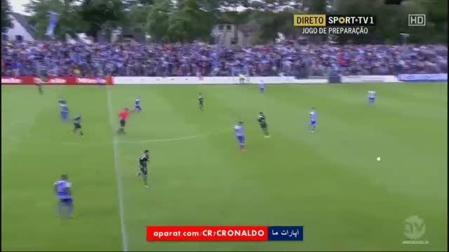خلاصه بازی : پورتو پرتغال 0 - 0 شالکه آلمان (دوستانه)