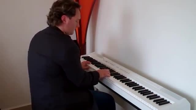 Bestiwall.com - کاور پیانو آهنگ زیبای Careless Whisper