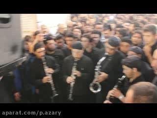 کلارینت محرم 94 گروه موزیک نوا محله سیدآباد اردبیل