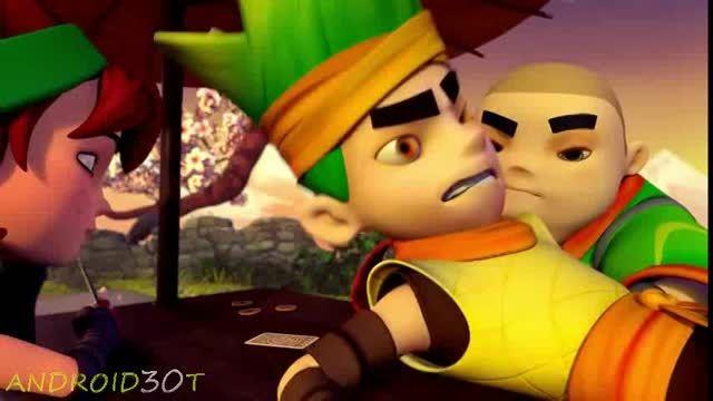 ویدئو جالب بازی برش میوه اندروید - Fruit Ninja