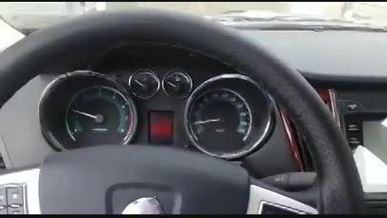 رونمایی از آپشن های جدید خودرو دنا ساخت ایران!!!!