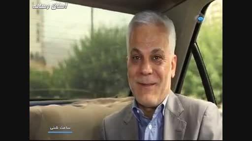 مصاحبه سردار طلایی در برنامه ساعت شنی - خط خبر