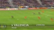 10 گل برتر رائول گنزالس در چمپیونز لیگ HD