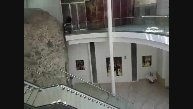 نمایی از داخل هتل محل مذاکرات هسته ای
