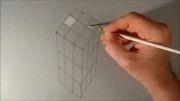 نقاشی سه بعدی(دیدنی)