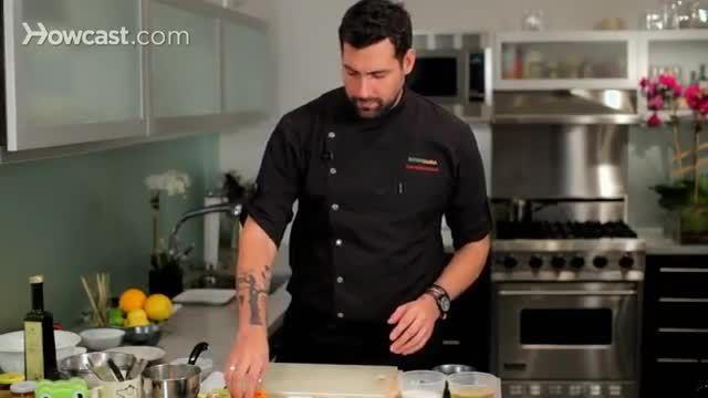 دستور درست کردن ترشی سبزیجات